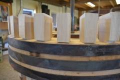 Bouw molen Coppes 2