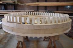 Bouw molen Coppes 4