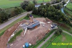 Bouw Bovenhuis Drone 2