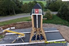 Bouw Bovenhuis Drone 1