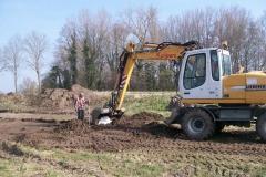 Bouw grondwerk 1