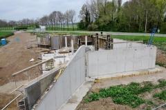 Bouw aanbrengen muren 2